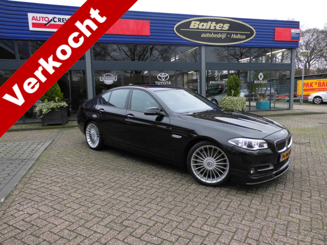 BMW-Alpina D5
